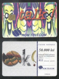Romania 1998 Telephone card TALK CT.027