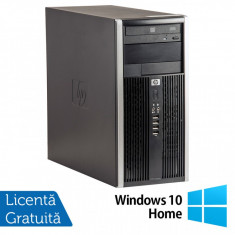 Calculator HP 6200 Tower, Intel Core i5-2400 3.10GHz, 8GB DDR3, 500GB SATA, DVD-ROM + Windows 10 Home (Top Sale!)