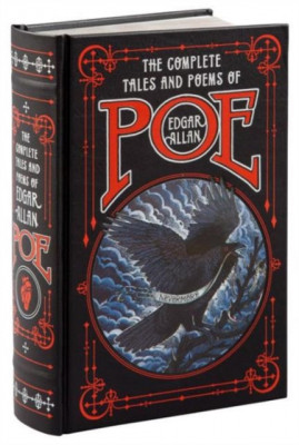 Complete Tales and Poems of Edgar Allan Poe (Barnes & Noble Collectible Classics: Omnibus Edition) foto