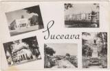 Vedere Suceava, Circulata, Printata