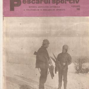 Revista vanatorul si pescarul sportiv    nr.2-1980