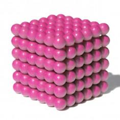 Neocube 216 bile magnetice 5mm, joc puzzle, decolorante, peste 14 ani