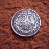 25 bani 1953, rarut