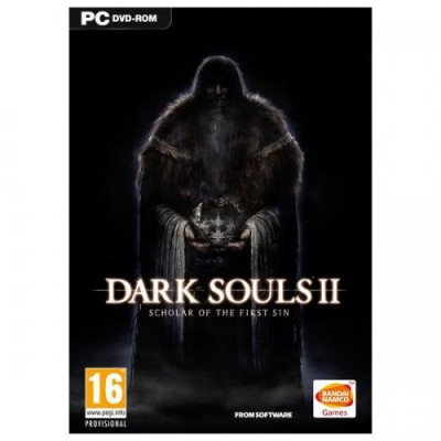 Dark Souls 2 Scholar of the First Sin PC foto