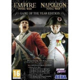 Empire and Napoleon Total War GOTY Edition, Strategie, 16+
