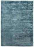 Covor Unicolor Shine, Albastru, 160x230, Tom Tailor