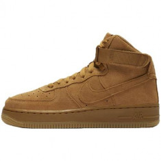 Ghete Copii Nike Air Force 1 High LV8 GS 807617701, 35.5, 36, 36.5, 37.5, 38, 38.5, 39, 40, Galben