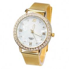 Ceas de dama, lux, pe Quartz