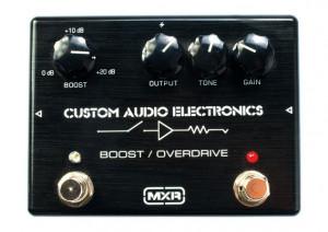 MXR CAE MC402 Boost/Overdrive