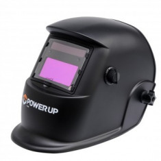 Masca sudura automata Power Up, culoare neagra