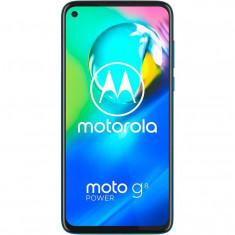 Telefon mobil Motorola Moto G8 Power 64GB 4GB Dual Sim 4G Capri Blue