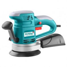 Masina de slefuit, rotativa, 450 W, maner Soft Grip, albastra, YTGT-2041501