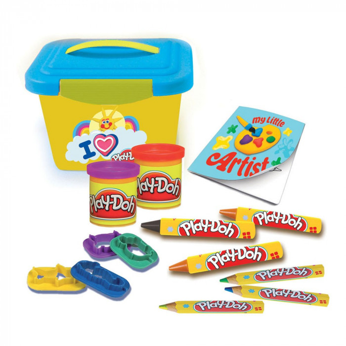 Set creativ - Micul meu atelier Play - Doh - D'Arpeje