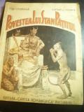 Ion Creanga- Povestea lui Stan Patitul ,ilustratii D.Stoica Ed.1935 Cartea Roman