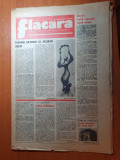 flacara 23 martie 1978-art. slatioara valcea,orasul caracal si jud. vaslui