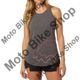 MBS FOX GIRL TANK EYECON T BACK NLB!!!, heather grey, DM, Cod Produs: 18563040MAU