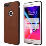 "Husa Qult Drop pentru iPhone 8 Plus 55"" Maro, iPhone 7/8 Plus"