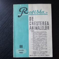 Revista de cresterea animalelor