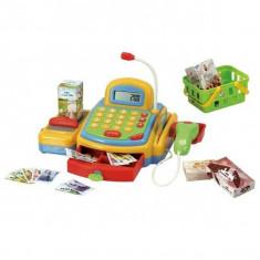 Jucarie Casa de marcat cu calculator, microfon, cititor card si cod bare 3215 PlayGo