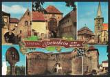 GERMANIA - GRUSS AUS FREINSHEIM AN DER WEINSSTRASE - CP CIRCULATA #colectosfera