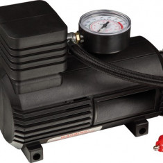Compresor auto Automax 12V 250psi/20 7bar Mini compresor cu adaptori Kft Auto