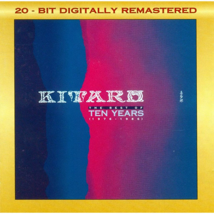Kitaro Best Of Ten Years 197686 24bit remastered (2cd)