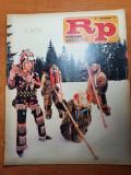 romania pitoreasca ianuarie 1981-art. si foto fantanele,ialomita,lopatari buzau