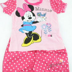 Compleu 2 piese de vara Minnie Mouse-DISNEY DISM-JTSET 41149, Coral
