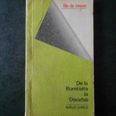 DUMITRU BERCIU - DE LA BUREBISTA LA DECEBAL