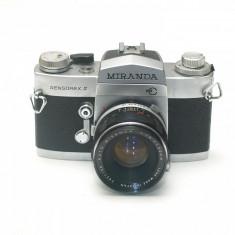 Miranda Sensorex 2 - cu obiectiv Miranda 50mm f1.8 - Stare foarte frumoasa!