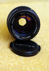 smc PENTAX - M 1:2, 85mm foto