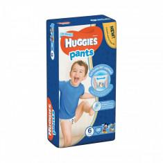 Scutece Huggies Mega Pants Boys, Nr 6, 15 - 25 Kg, 36 buc