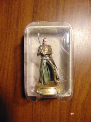 Figurina Elrond (Stapanul inelelor / Hobbitul). Origine Anglia foto