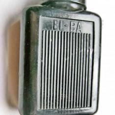 765-Lanterna veche ELBA RPR Timisoara bachelita anii 1950-60 stare buna.