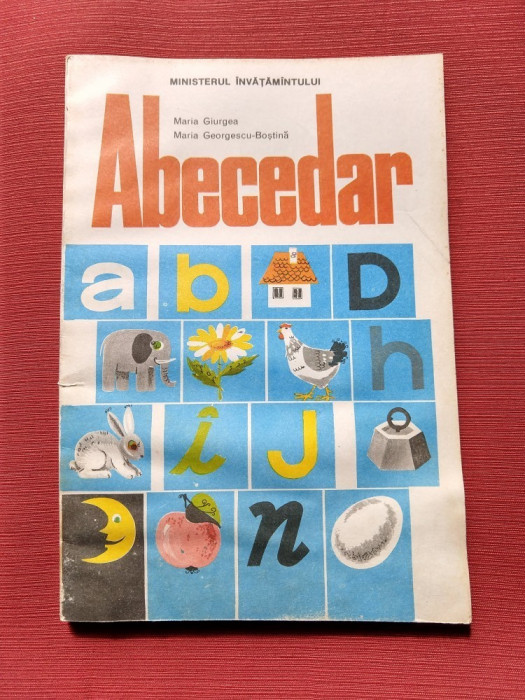 Abecedar - 1993