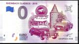 !!! 0 EURO SOUVENIR - GERMANIA , RALIUL RHEINBACH CLASSICS 2019 - 2019.1 - UNC