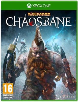 Warhammer Chaosbane Xbox One foto