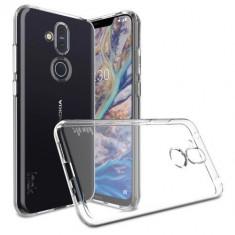 Husa Nokia 8,1 TPU Transparenta