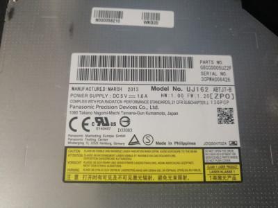 Panasonic UJ162 UJ-162 6X 3D Blu-Ray Player Combo BD-ROM 8X DVD Super Slim 9.5mm foto