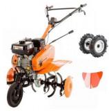 Motosapa RURIS DAC 7000B, 7 CP, Latime Lucru 83 Cm + roti cauciuc 4.00-8 + rarita