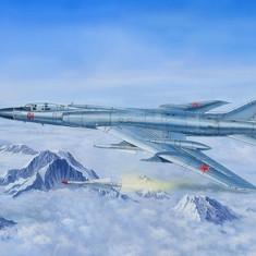 1:72 Tu-128M Fiddler 1:72