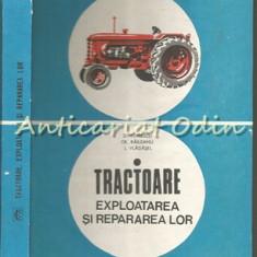 Tractoare. Exploatarea Si Repararea Lor - Dumitru Tomescu - Tiraj: 950 Exemplare