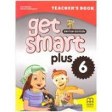 Get Smart Plus 6 Teacher's Book British Edition - H. Q. Mitchell, Marileni Malkogianni