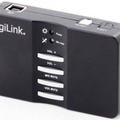 Placa de sunet Logilink Sound box 7.1 USB