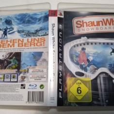 [PS3] Shaun White Snowboarding - joc original Playstation 3
