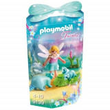 Set de Constructie Zana Cu Ratoni - Fairies, Playmobil
