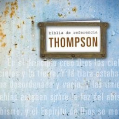 Biblia de Referencia Thompson-RV 1960-Personal Size