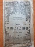 Cartea din tainele florilor 1919