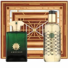 Seturi Barbati, Amouage Epic Apa de Parfum 100 ml + Gel de duș 300 ml, 100 + 300ml