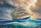 Puzzle Castorland - Sailing against all Odds 1.000 piese (104529)